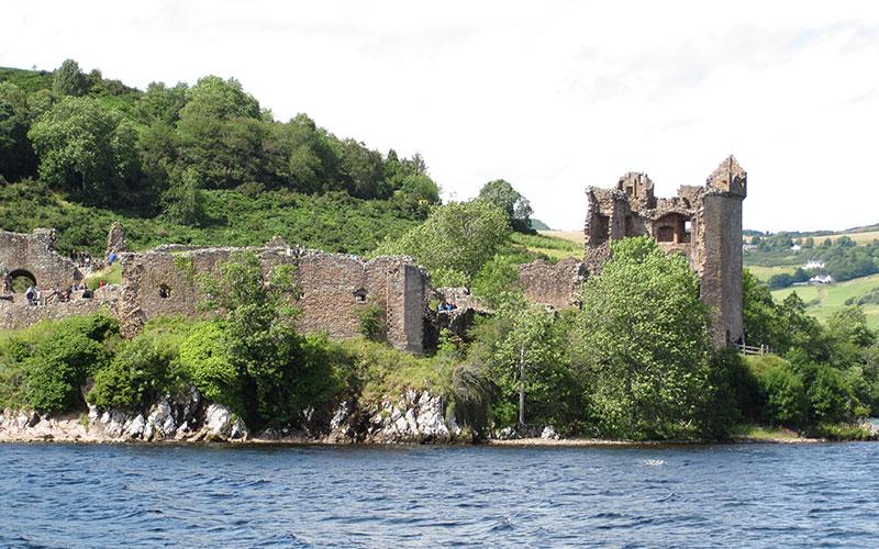 Rundrejse i Skotland