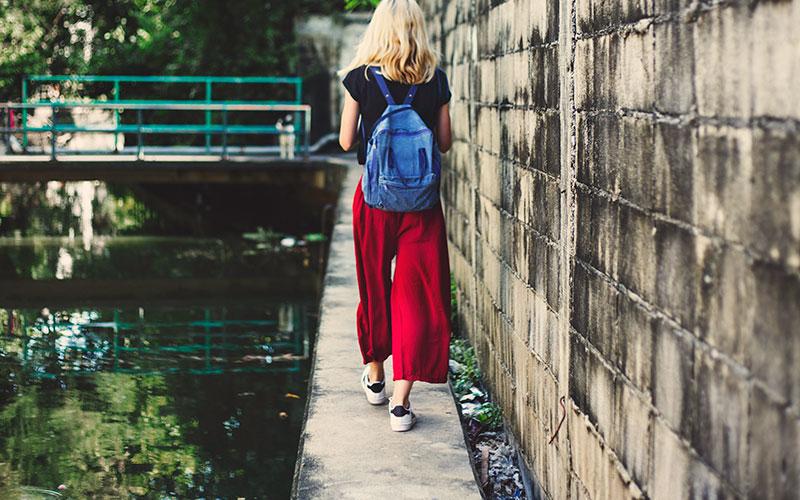 Min erfaring med at rejse alene