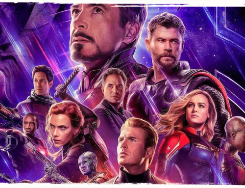 Anmeldelse af Avengers Endgame