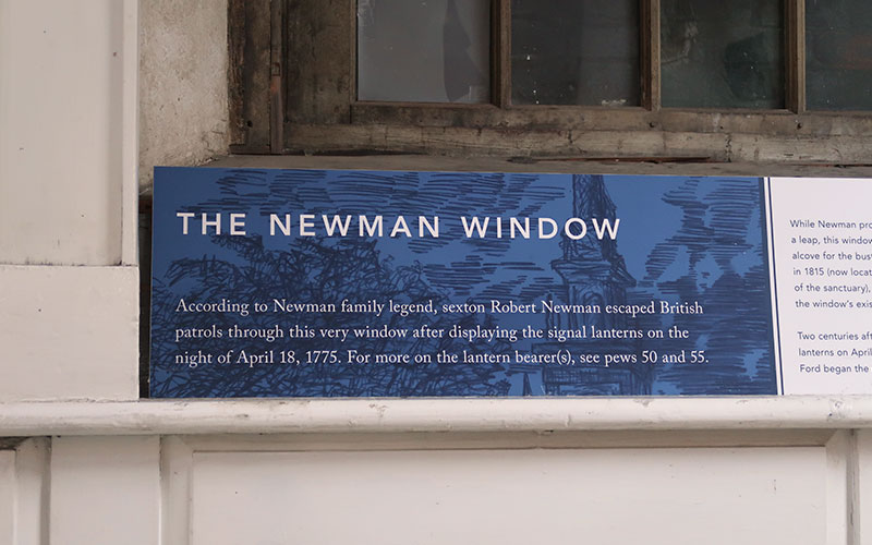 The Newman Window
