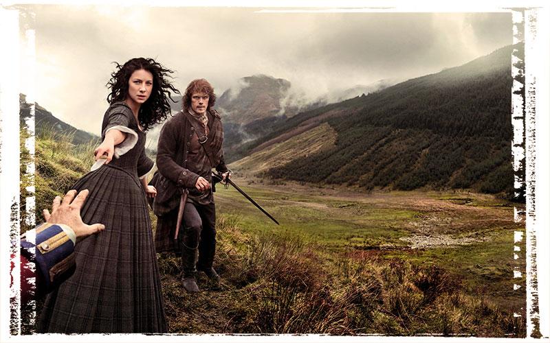 anmeldelse af outlander sæson 1