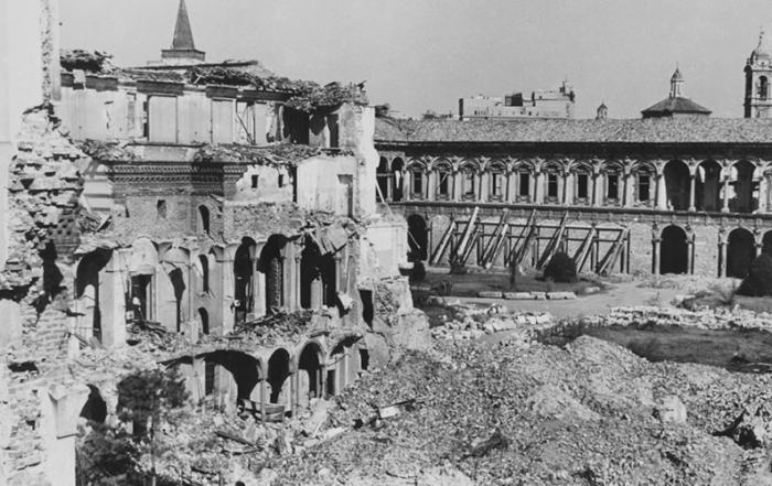 Milano under 2. Verdenskrig